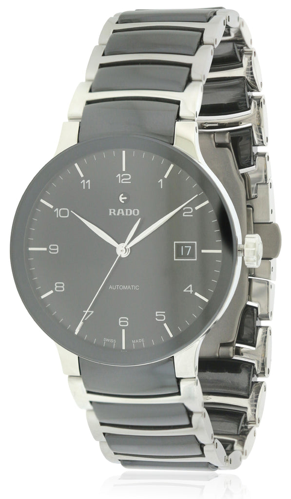 Rado Centrix Automatic Ceramic Mens Watch