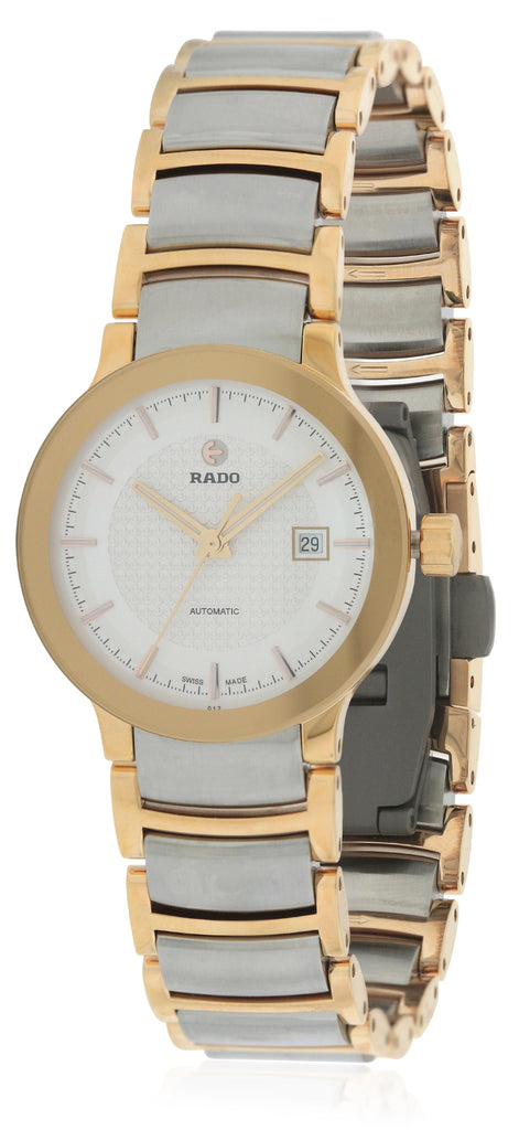 Rado Centrix Two-Tone Ladies Watch