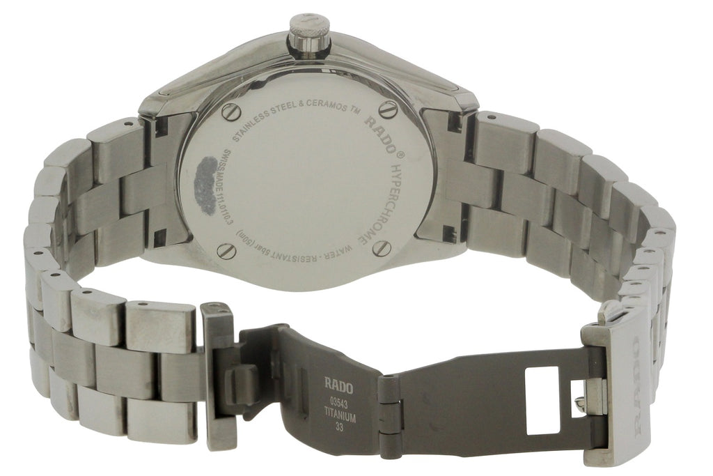 Rado HyperChrome Stainless Steel Ladies watch