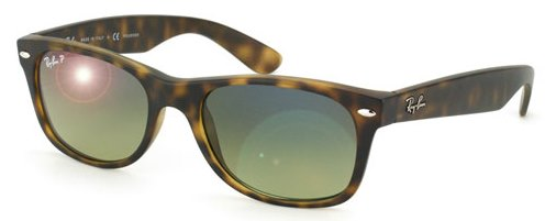 Ray-Ban New Wayfarer Polarized Mens Sunglasses