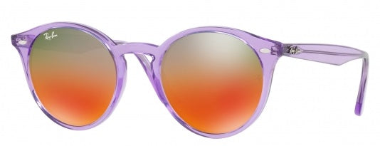Ray-Ban Shiny Violet Sunglasses