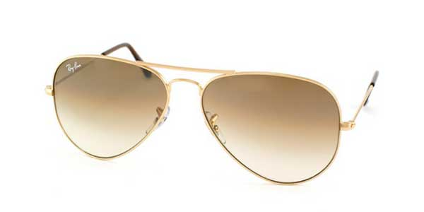 Ray-Ban Aviator Large Metal Unisex Sunglasses