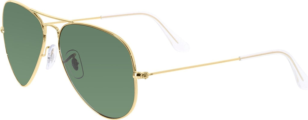 Ray-Ban Aviator Classic Gold Polarized Sunglasses -