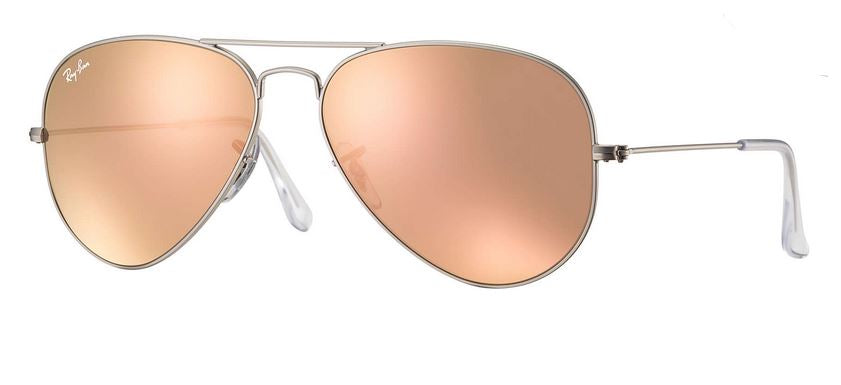Ray-Ban Aviator Flash Lenses Unisex Sunglasses