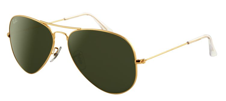 Ray-Ban Aviator Large Metal Arista Mens Sunglasses