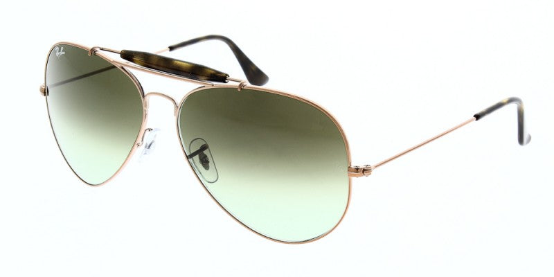Ray-Ban OUTDOORSMAN II Bronze-Copper Sunglasses