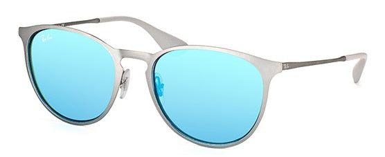 Ray-Ban Erika Metal Gunmetal Sunglasses