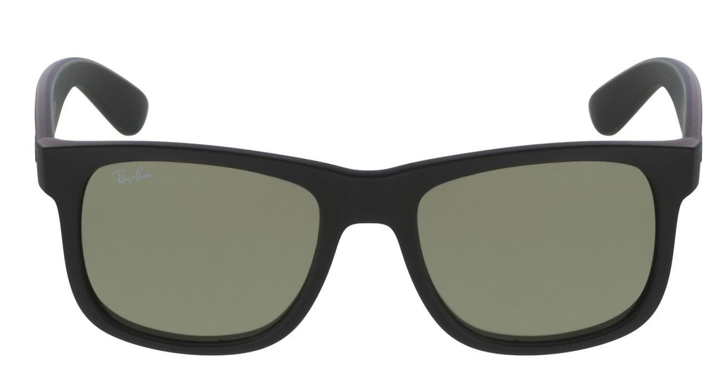 Ray-Ban Justin Color Mix Black Sunglasses