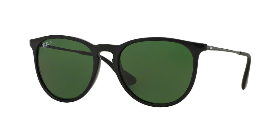 Ray-Ban Erika Classic Black Polarized Sunglasses