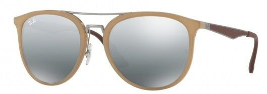 Ray-Ban Light Brown Sunglassess