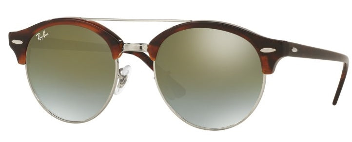 Ray-Ban Clubround Double Bridge Sunglasses