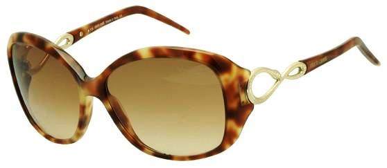 Roberto Cavalli Tortoise Ladies Sunglasses