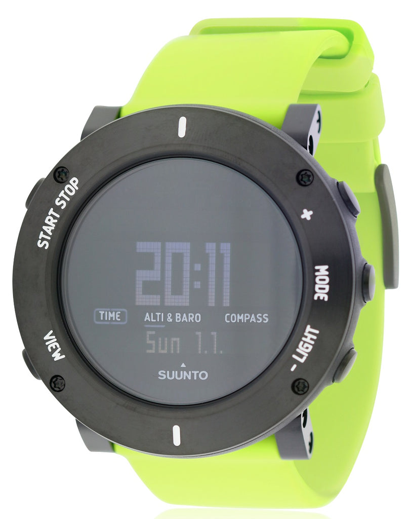 Suunto Core Crush Chronograph Mens Watch SS020693000