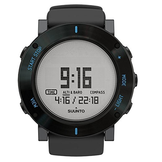 Suunto Core Graphite Crush Mens Watch SS021372000