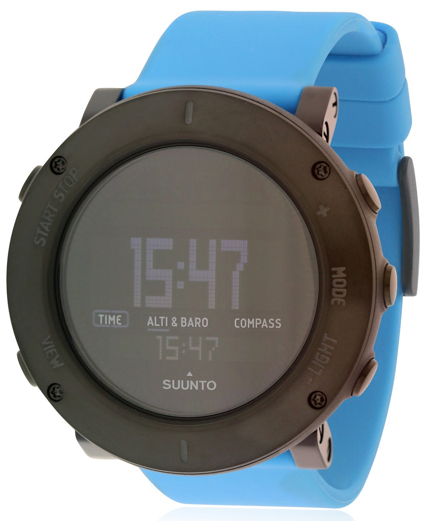 Suunto Core Blue Crush Unisex Watch SS021373000