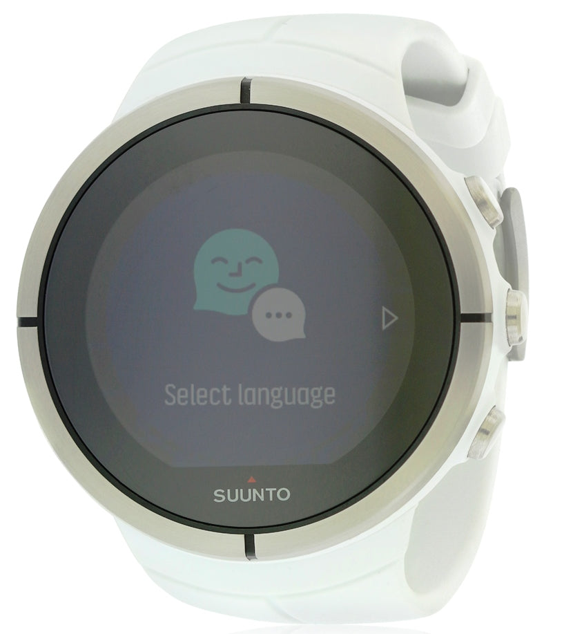 Suunto Spartan Ultra White Unisex Watch SS022661000