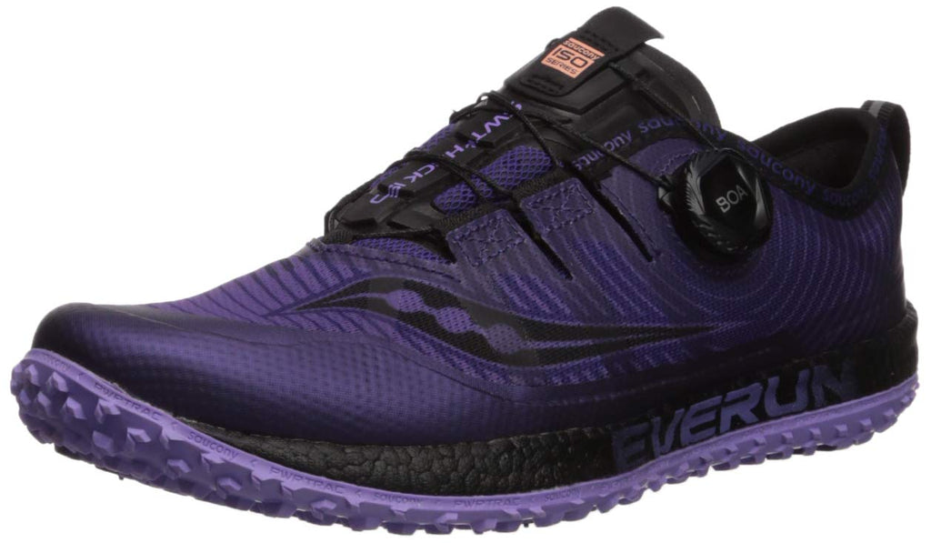 Saucony Womens Switchback ISO Trail Running Shoe