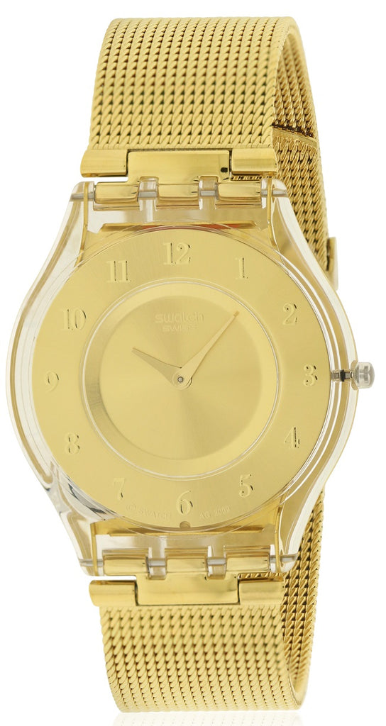 Swatch GENEROSITY Gold-Tone Ladies Watch