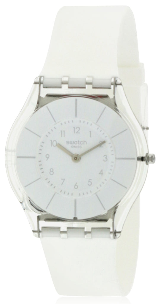Swatch WHITE CLASSINESS Ladies Watch