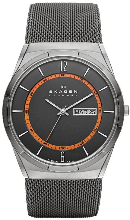 Skagen Melbye Titanium Mens Watch