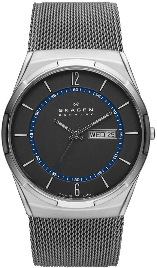 Skagen Titanium Mens Watch