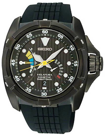 Seiko Velatura Kinetic Direct Drive Mens Watch