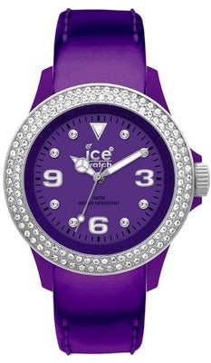 Ice-Watch Purple Stone Tycoon Unisex Watch
