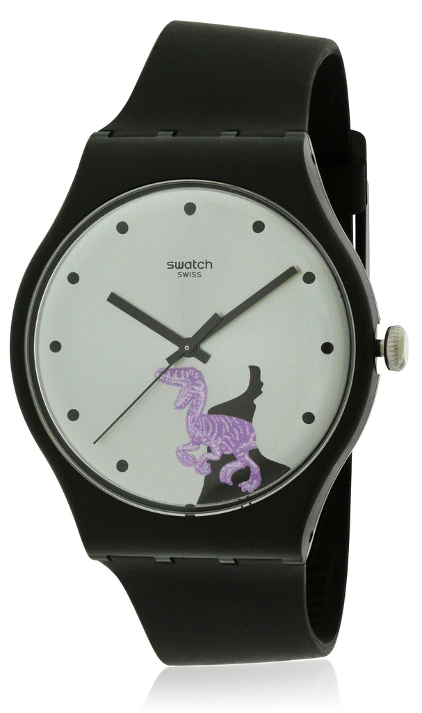 Swatch PINKOSAURE Unisex Watch
