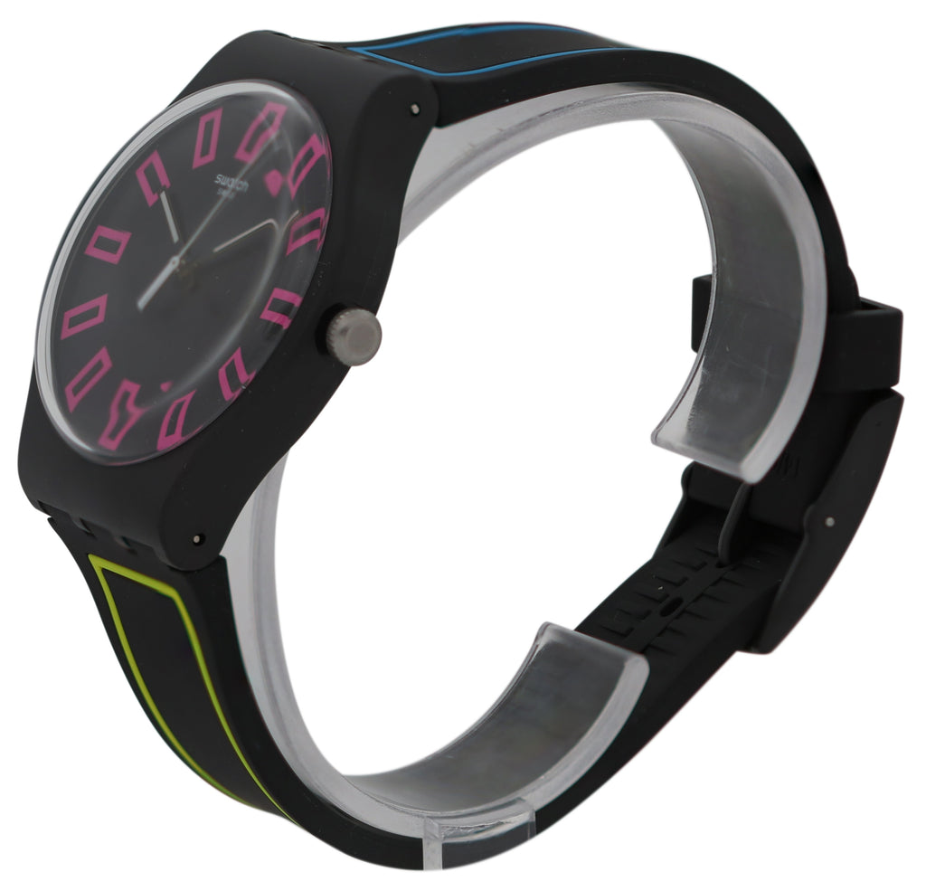 Swatch AROUND THE STRAP Unisex Watch