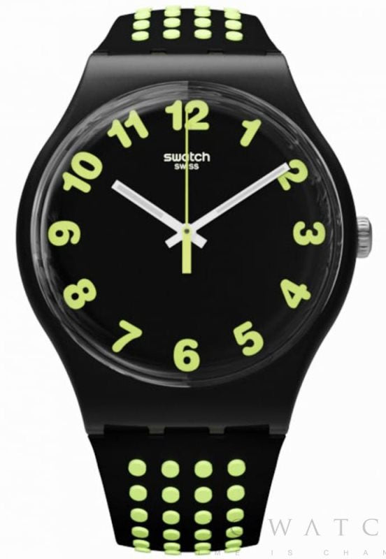 Swatch PUNTI GIALLI Mens Watch