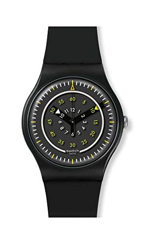 Swatch Piu Nero Mens Watch