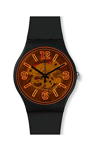 Swatch Orangeboost Unisex Watch
