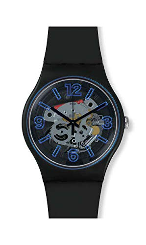 Swatch Blueboost Unisex Watch