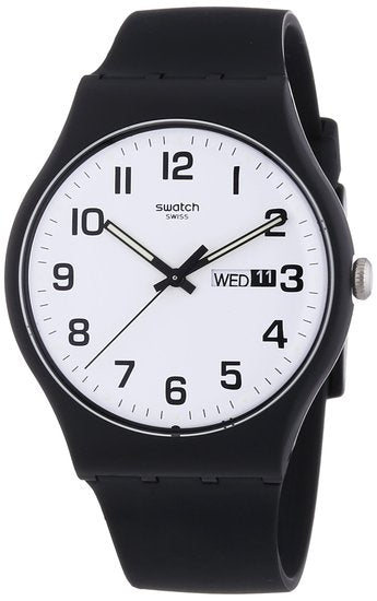 Swatch Twice Again Unisex Watch