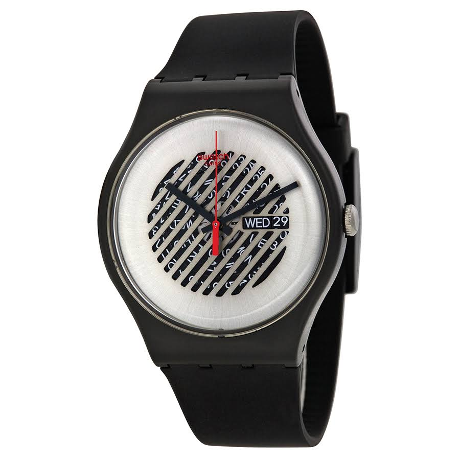 Swatch On The Grill Unisex Watch