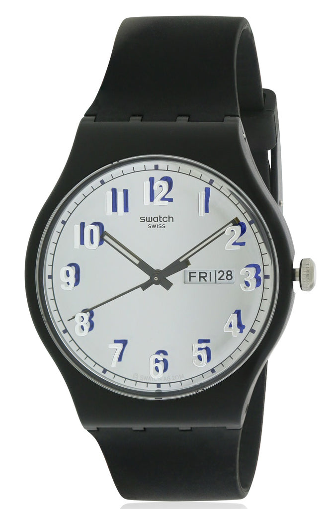 SWATCH SECRET SERVICE Unisex Watch