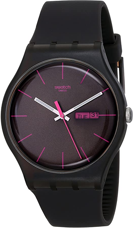 Swatch 'Brown Rebel' Watch