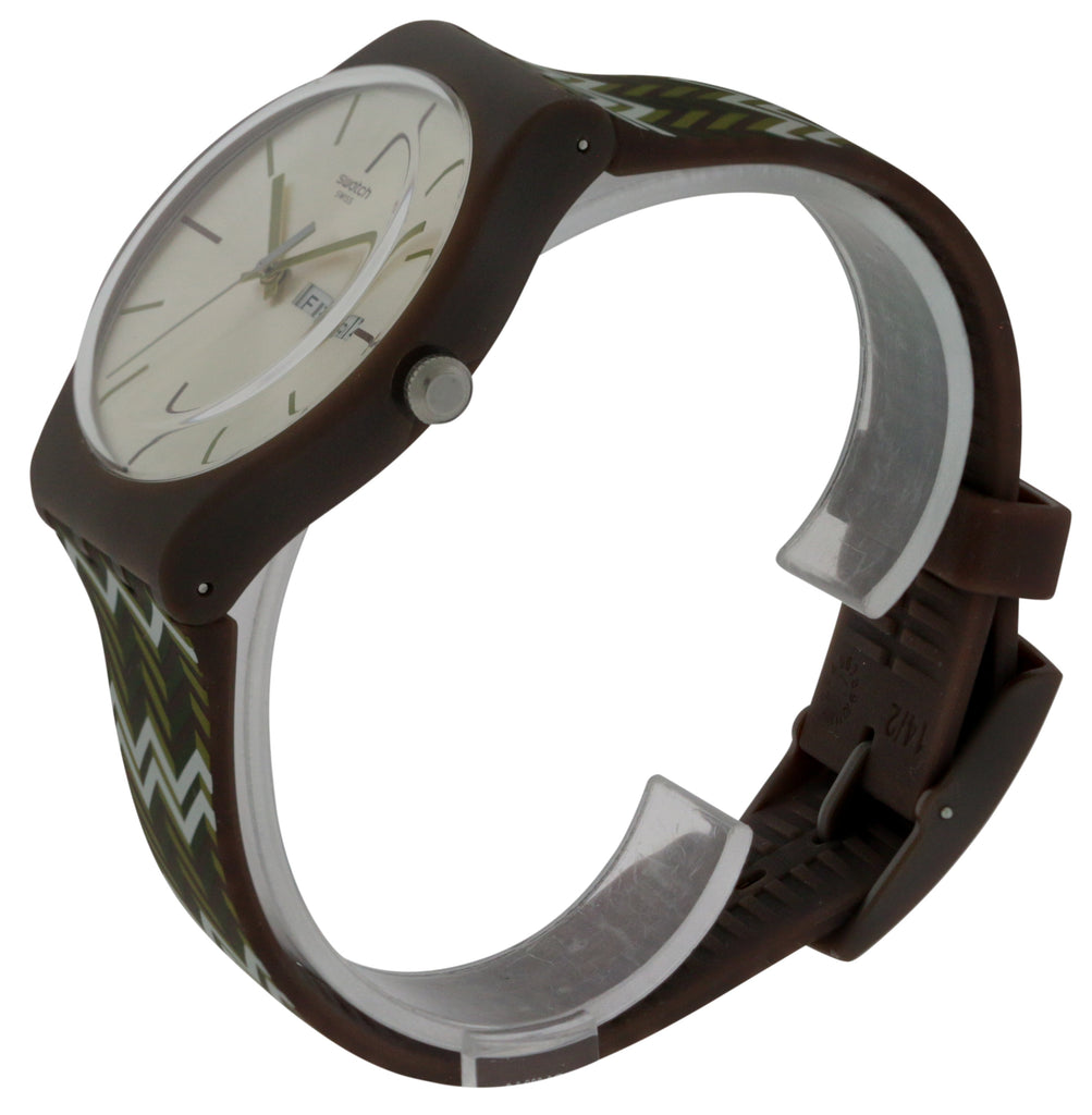 Swatch FISCHGRAT Unisex Watch