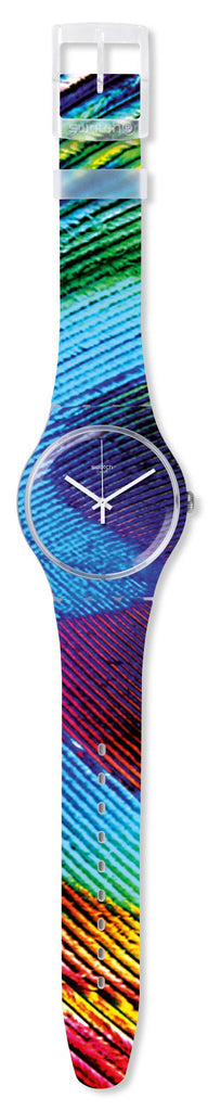 Swatch PEACEOBELLO Unisex Watch