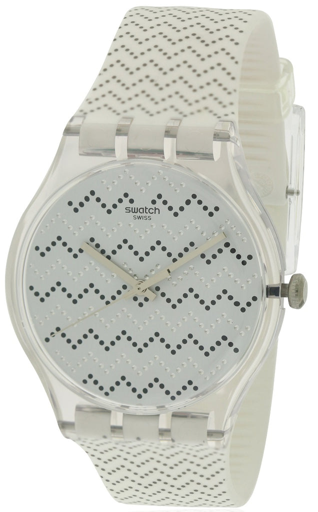 Swatch WAVEY DOTS Unisex Watch
