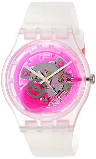 Swatch PINKMAZING Originals Ladies Watch