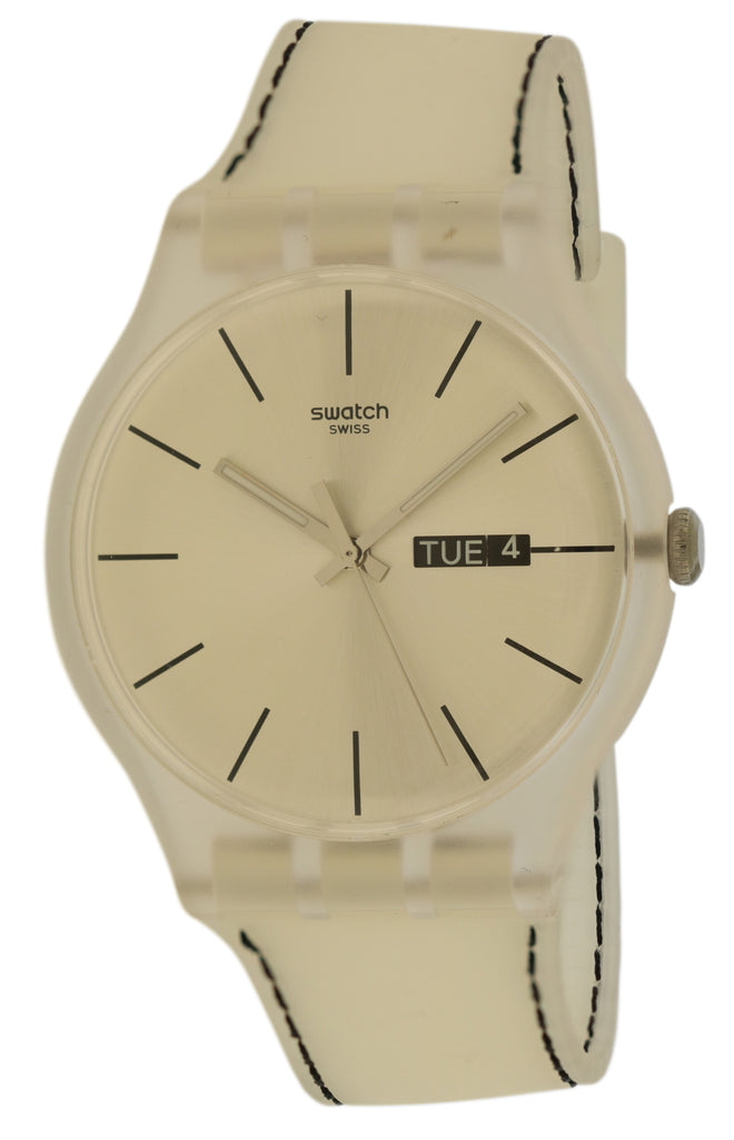 Swatch RESOLUTION Ladies Watch
