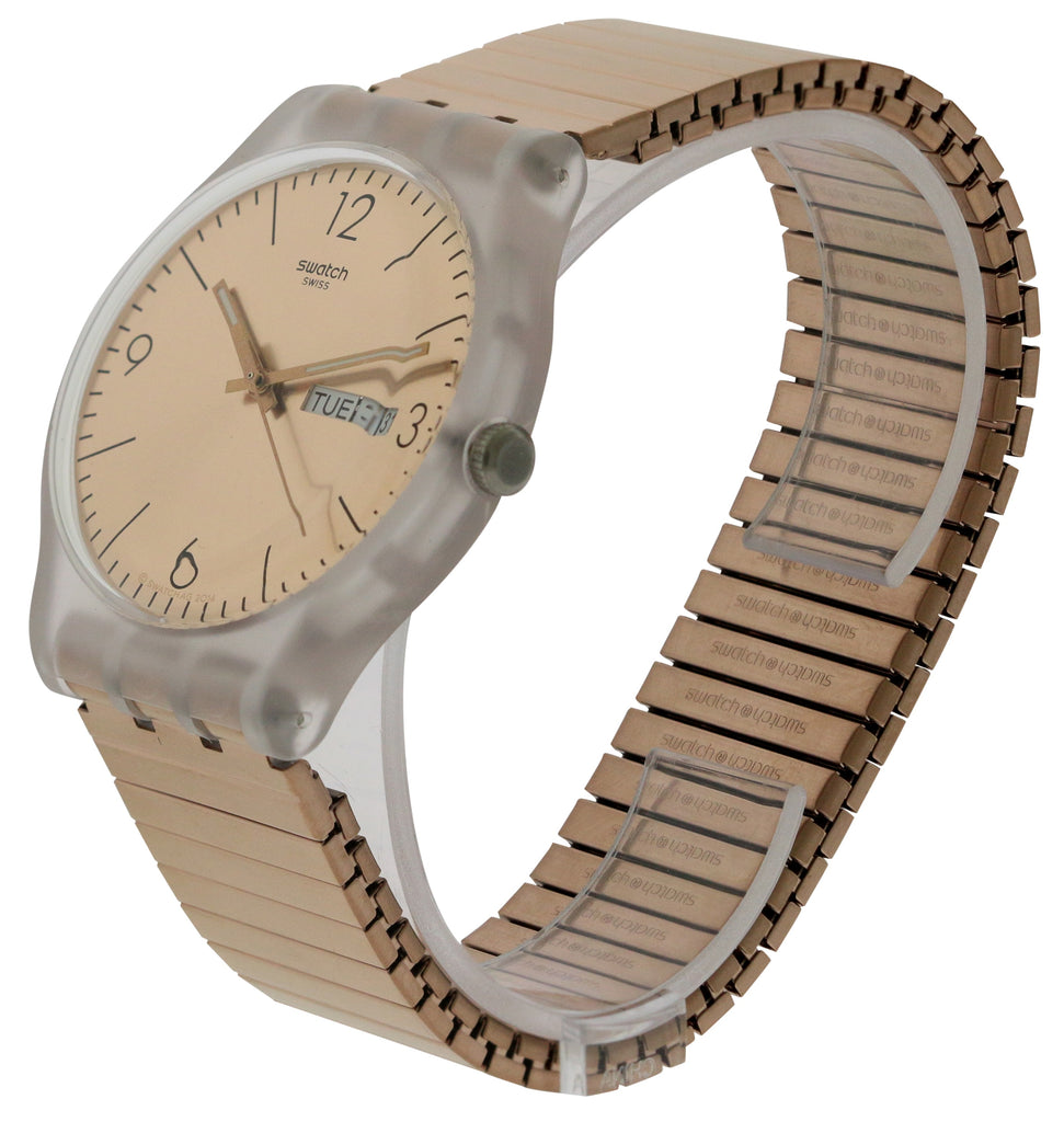 Swatch ROSTFREI Unisex Watch