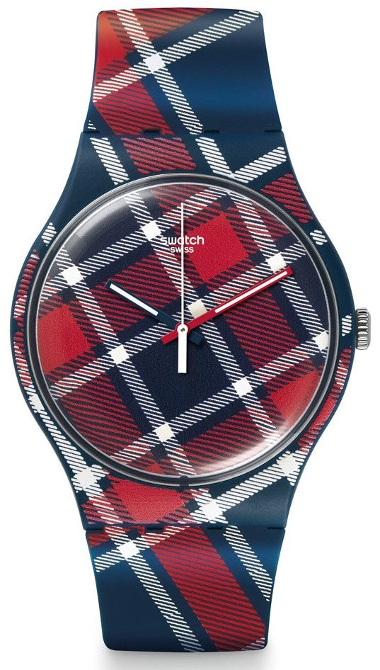 Swatch Color-kilt Unisex watch