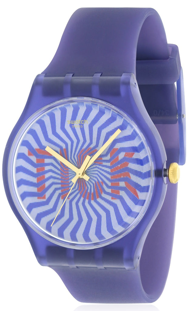 Swatch TI-OCK Mens Watch