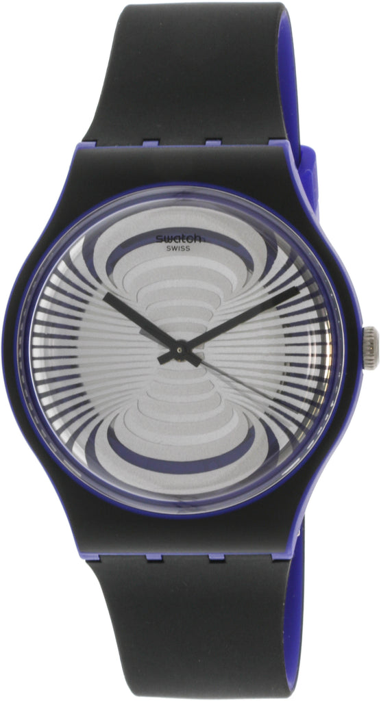Swatch MICROSILLON Unisex Watch