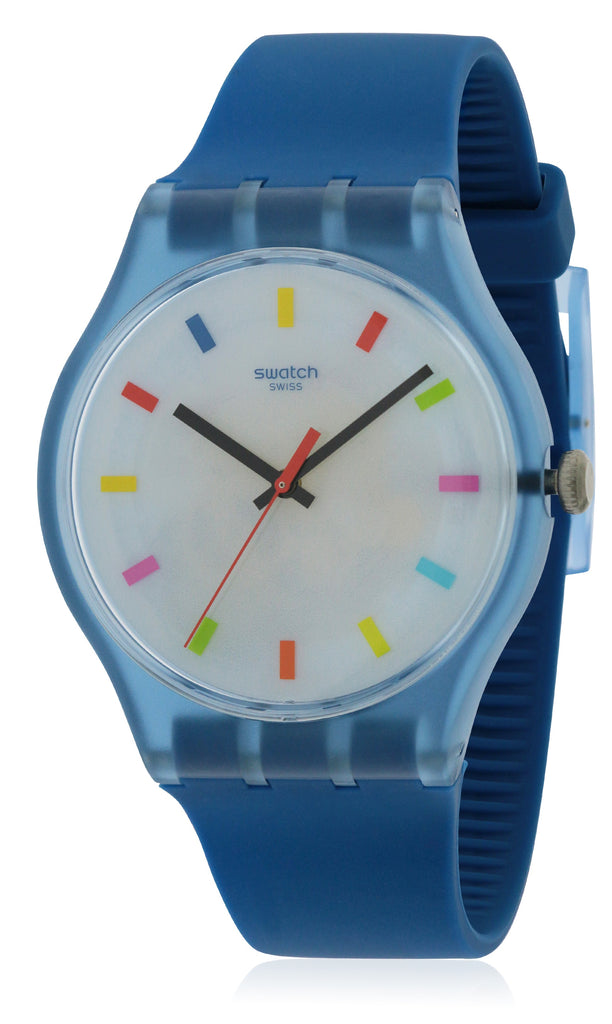 Swatch COLOR SQUARE Unisex Watch