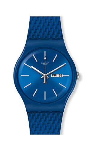 Swatch Bricablue Mens Watch