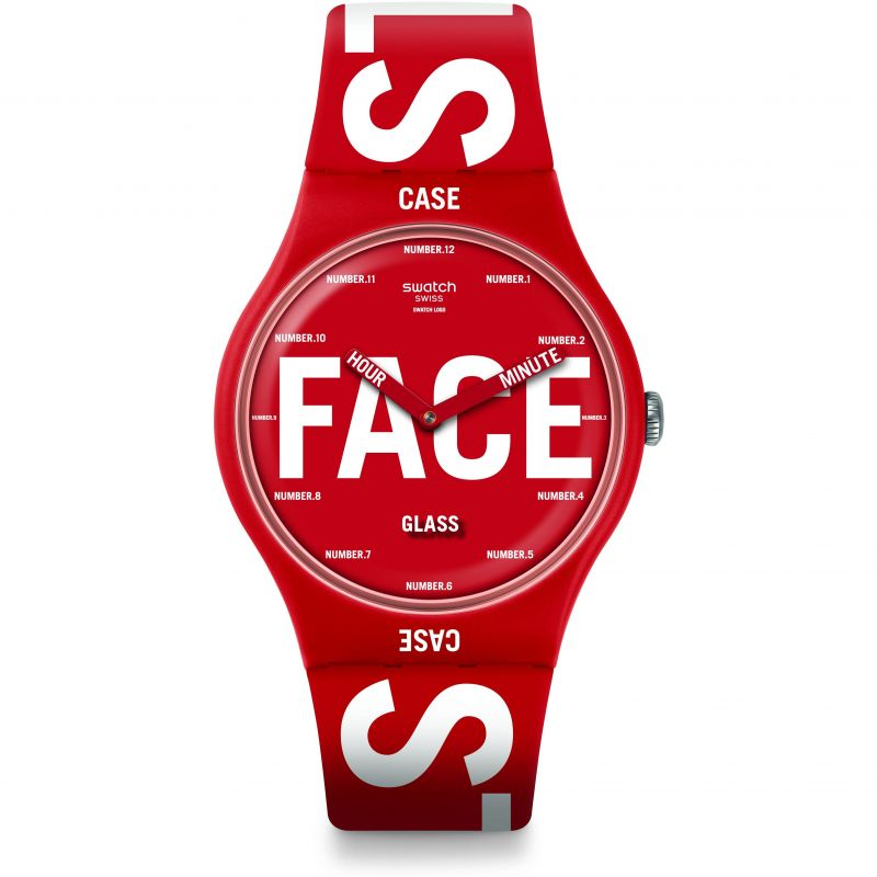 Swatch SWATCHID Unisex Watch
