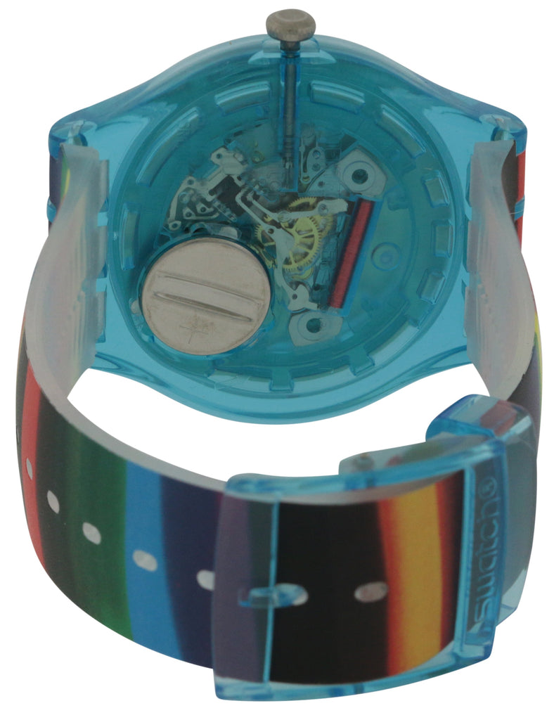 Swatch COLORBRUSH Unisex Watch